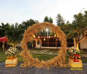 Wedding Stage Decorations in Bangalore