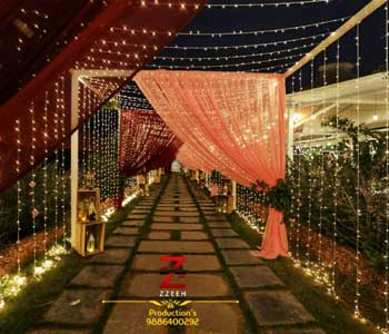 Wedding Venue Decoration in Bangalore