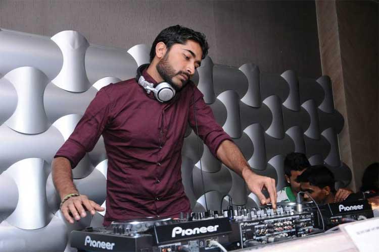 Dj Sameer Zain Artist Event Coordinator