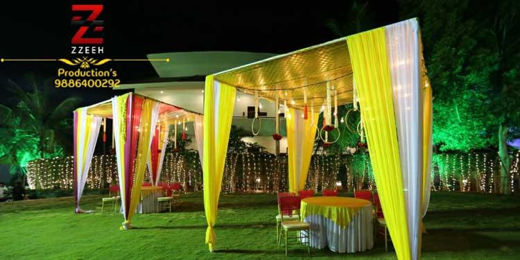 Marriage Contactors in Bangalore Zzeeh