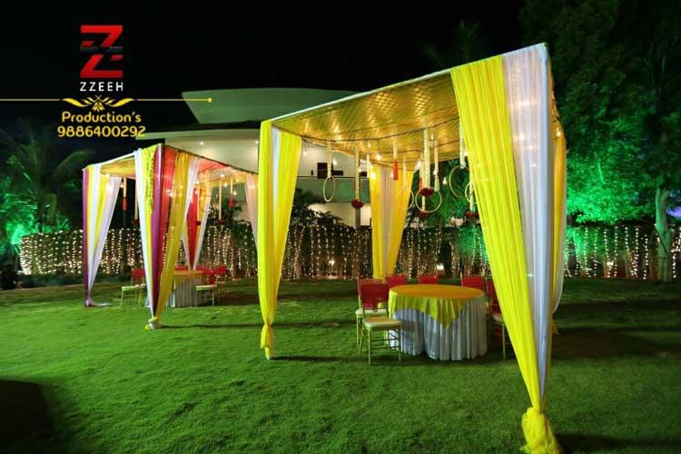 Wedding Decoration Services in Bangalore Zzeeh