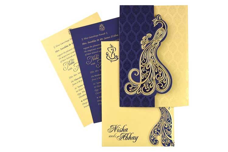 Wedding Invitation Services in Bangalore Zzeeh
