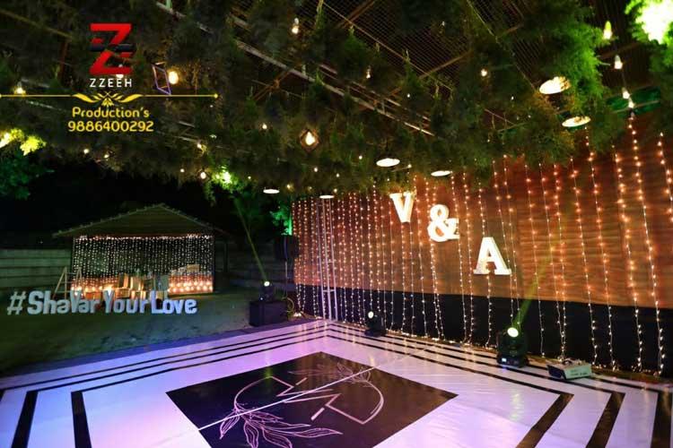 Wedding Venues in Bangalore Zzeeh