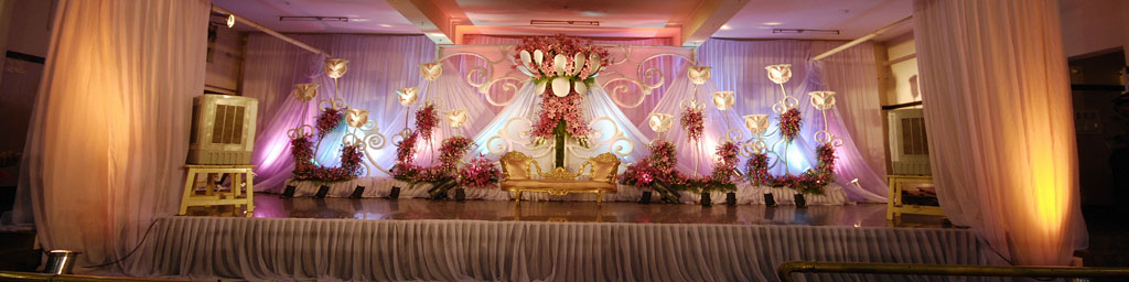 Stage Decorators in Bangalore-Zzeeh Wedding Planners