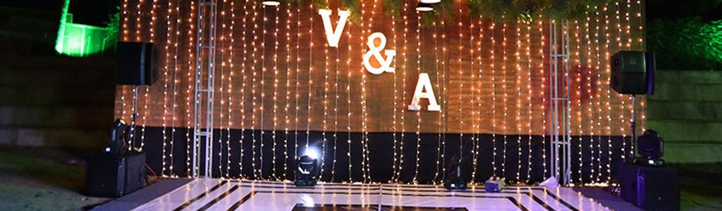 Wedding Stage Decoration in Bangalore-Zzeeh