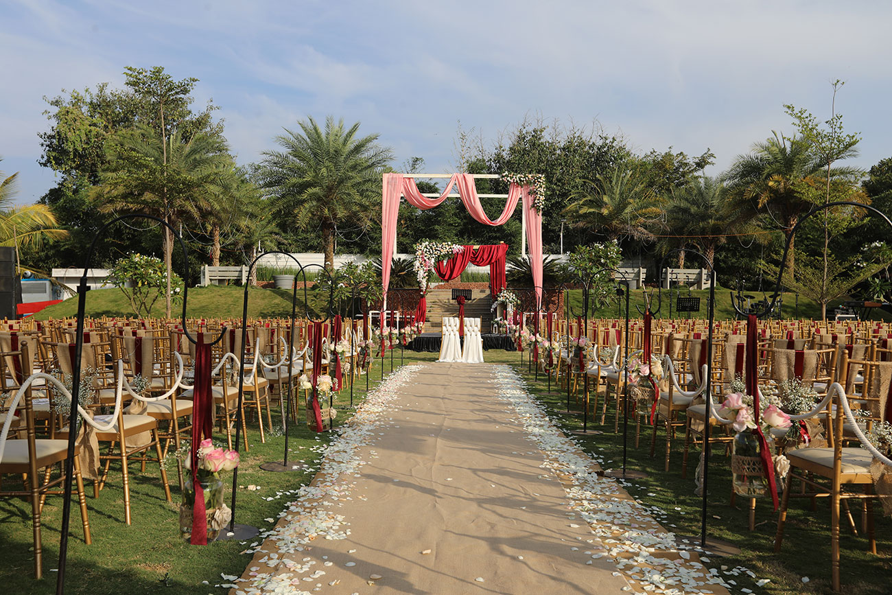 wedding venue bangalore