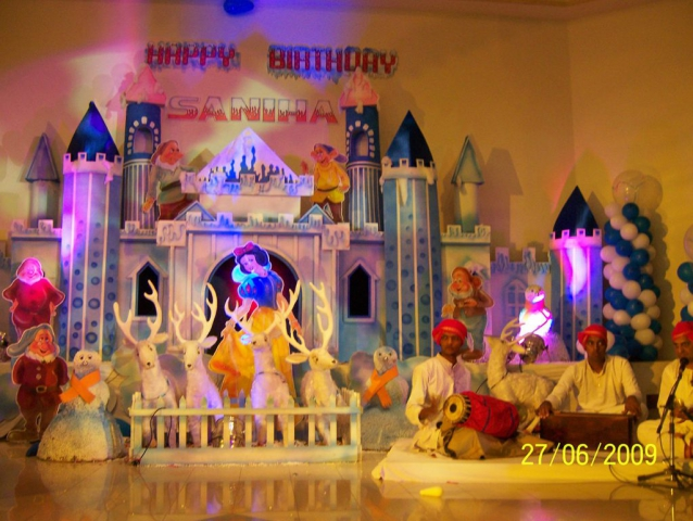birthday event management in bangalore