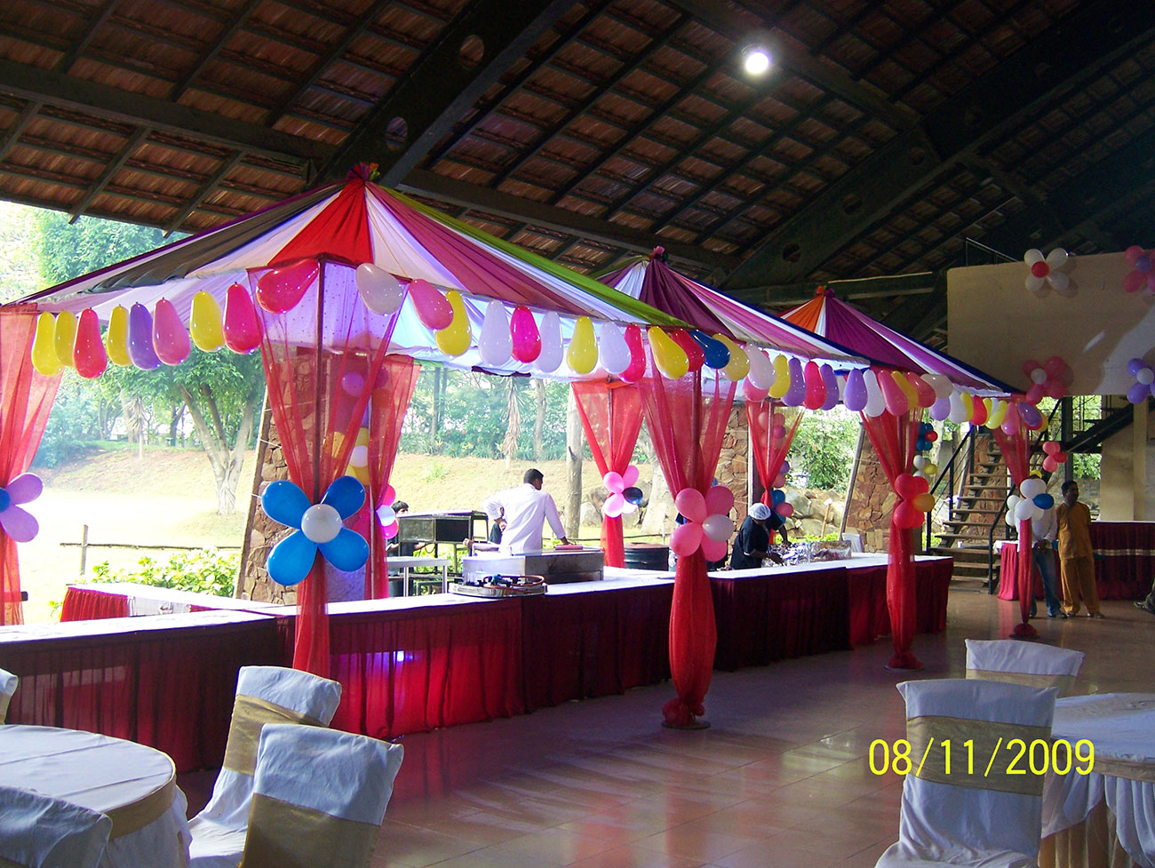 birthday party event management by zzeeh