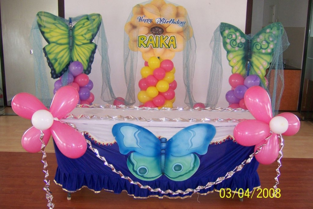 event management for birthday party zzeeh