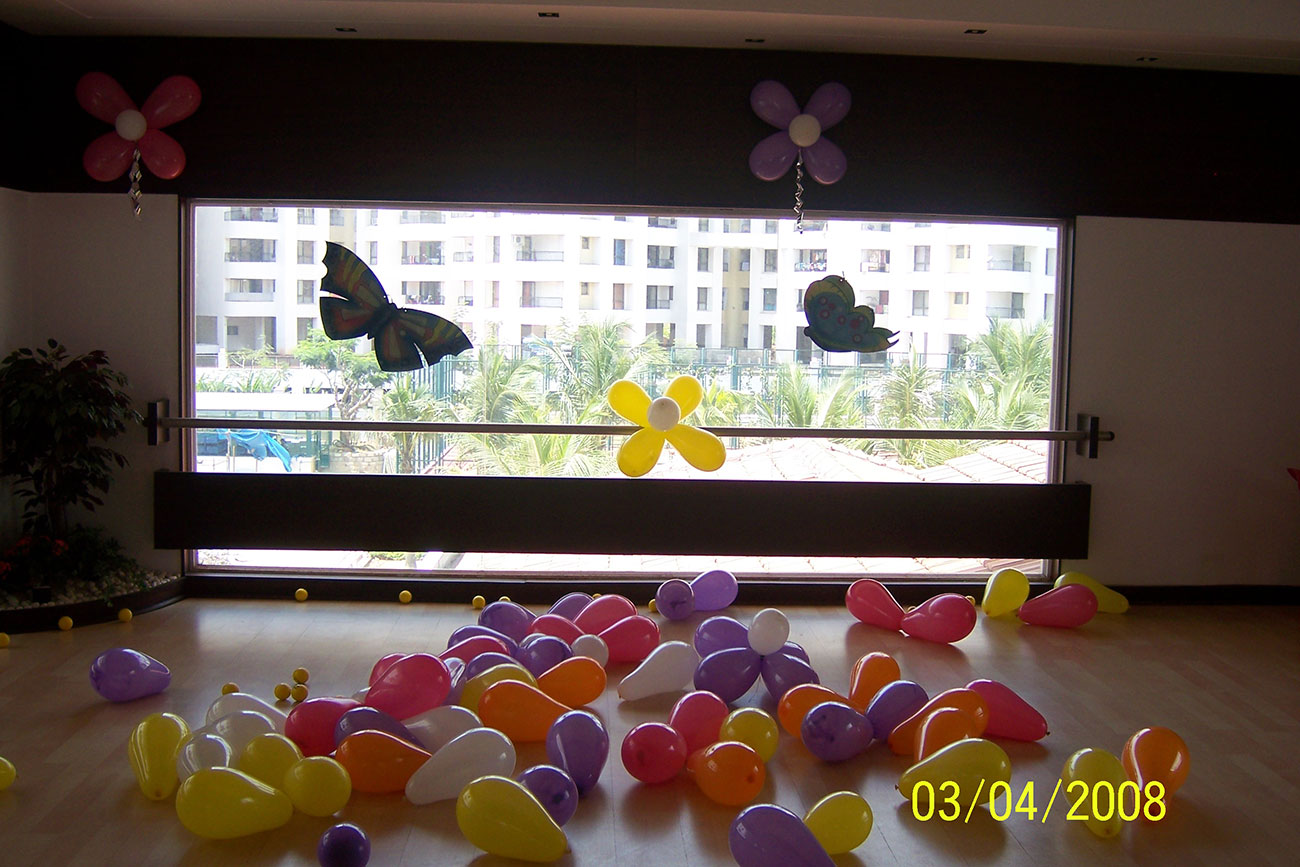 event management for birthday party