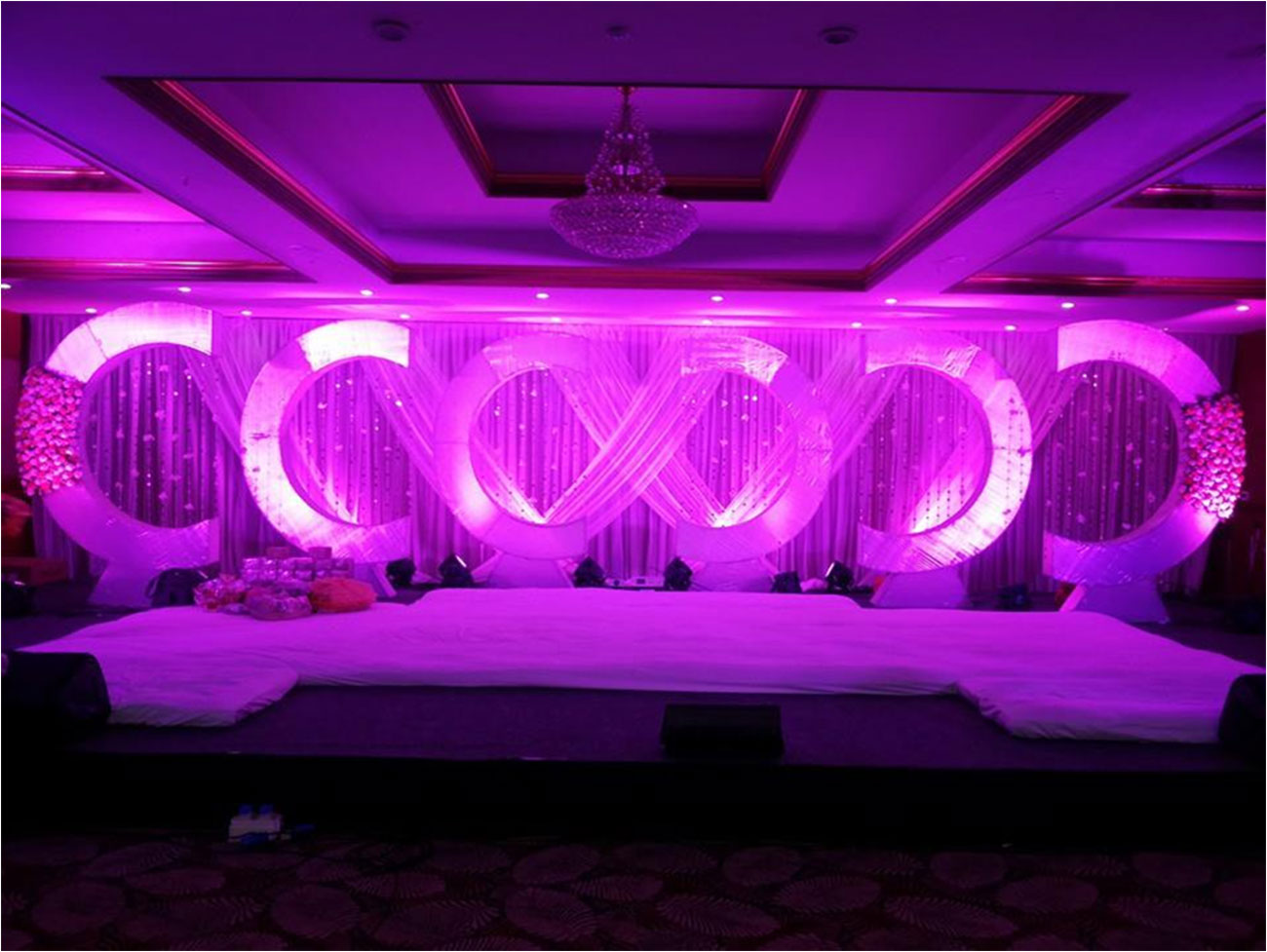 famous wedding planners india