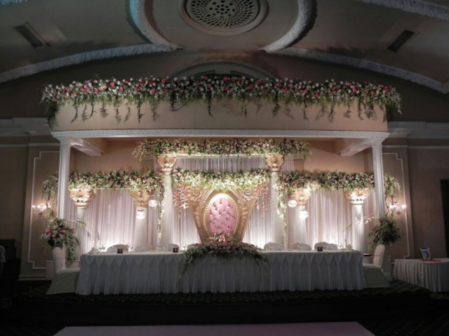 flower decoration marriage functions