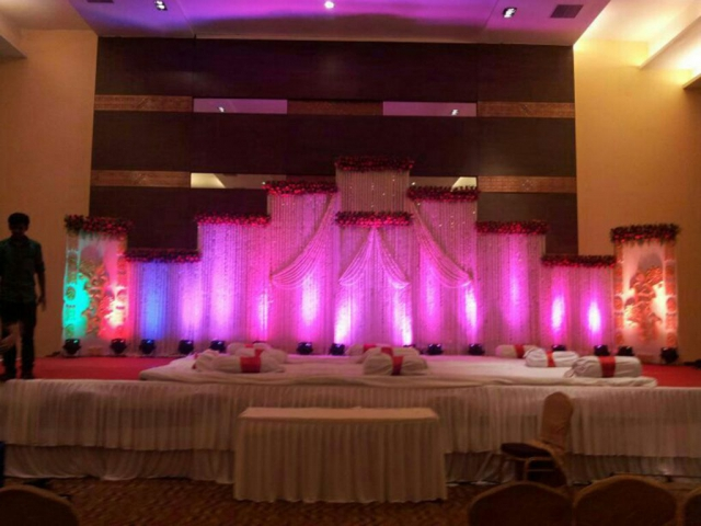flower decorations for marriage cost