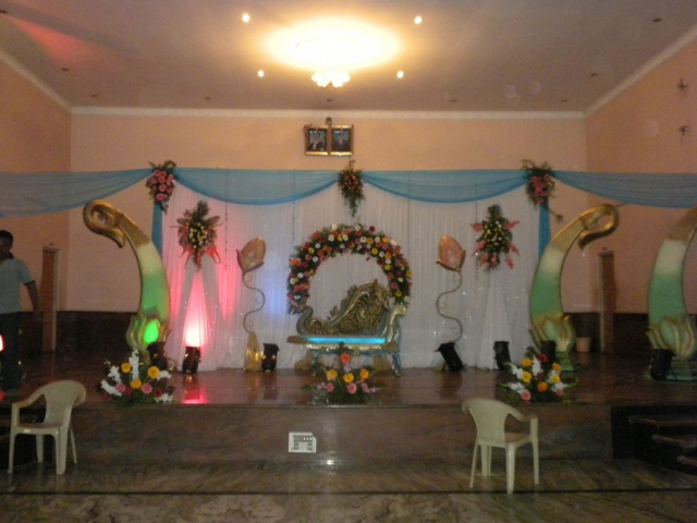 marriage decoration stage image by zzeeh