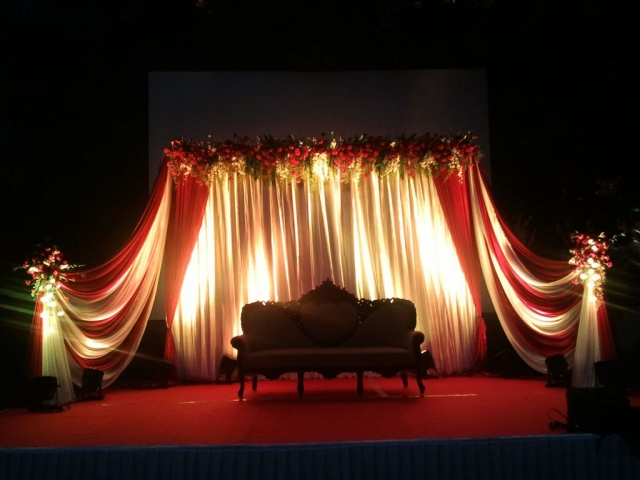 marriage decoration with prices