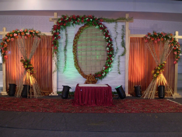 marriage decorations simple