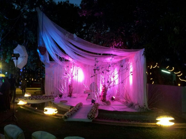 marriage event decorations