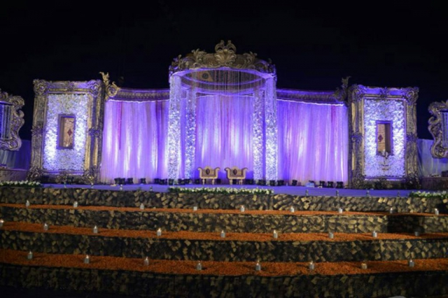 marriage events decoration