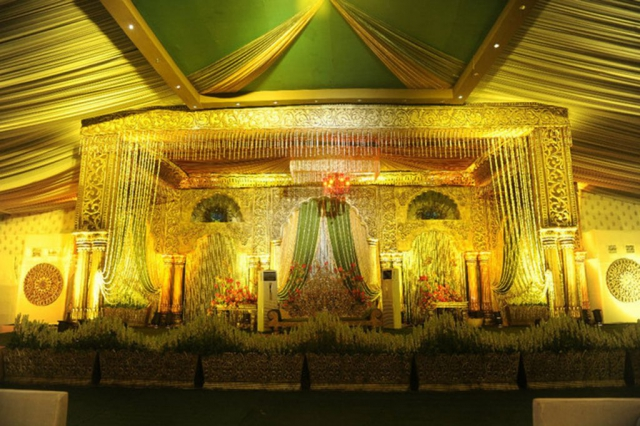 marriage events decorations
