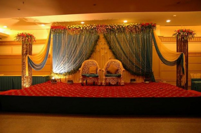 marriage hall decoration design by zzeeh