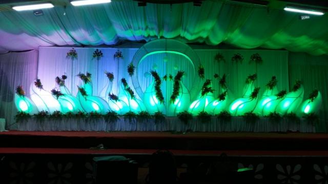 marriage stage decoration design zzeeh