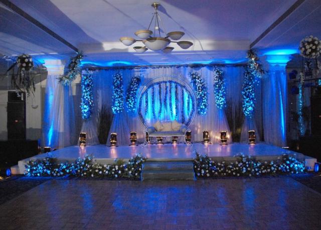 marriage venue decorations