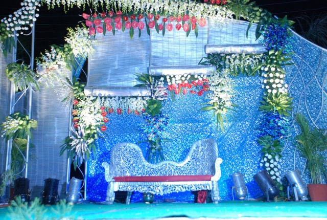 marriage welcome decoration by zzeeh