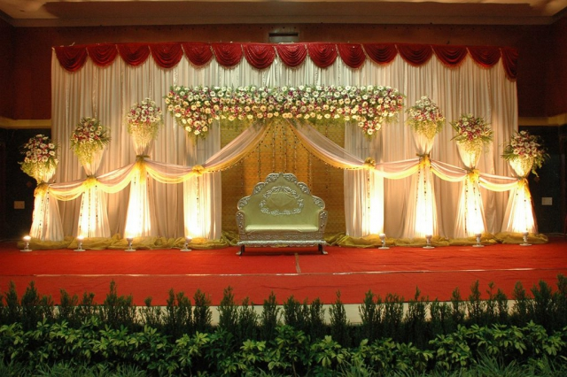 marriage welcome decorations