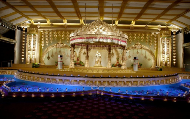 pictures of wedding reception decorations