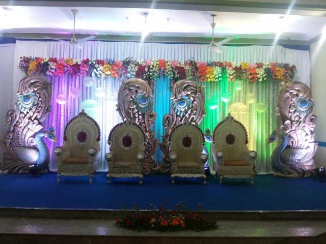 stage decorator bangalore zzeeh