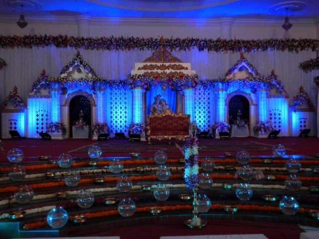 top flower decorators bangalore