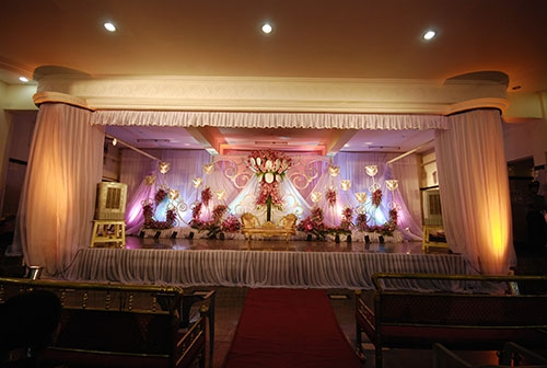 wedding planners and decorator