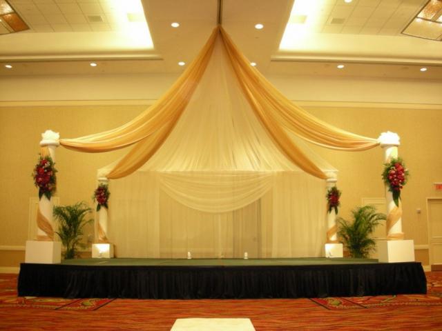 wedding stage decorator bangalore by zzeeh