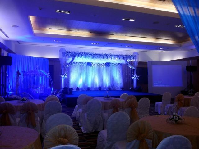 wedding stage decorators in bangalore