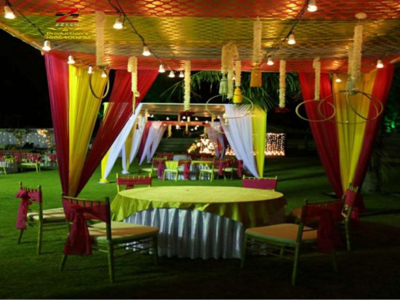 wedding event management company bangalore
